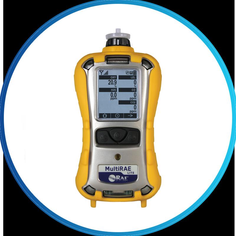 Multirae Gasdetector